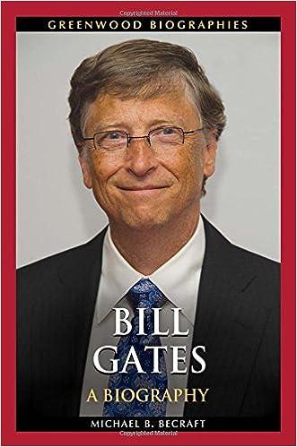 Bill gates biography book pdf