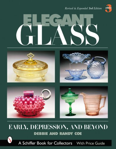 (Elegant Glass: Early, Depression and Beyond )