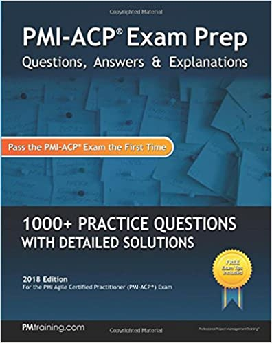 600 free pmi acp sample exam questions with answers