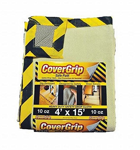 CoverGrip 041510 Heavy Canvas SAFETY product image