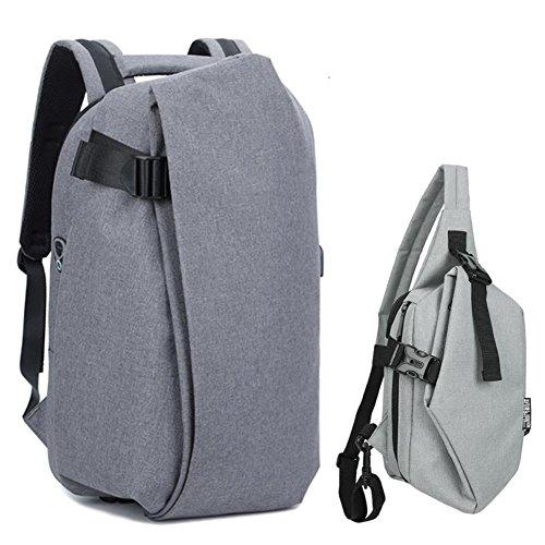 de dos Sac mode Sac multifonctionnel à d'ordinateur dos tendance Sac Cartables E loisirs masculine Sac sacs à pour cool à dos F Les hommes 5tZUqaw