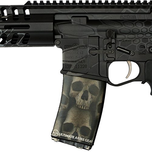 ultimate-arms-gear-ar-mag-cover-socs-for-30-40rd-polymer-pmag-mags-skulls-skeletons