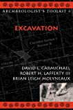 img - for Excavation (Archaeologist's Toolkit) book / textbook / text book