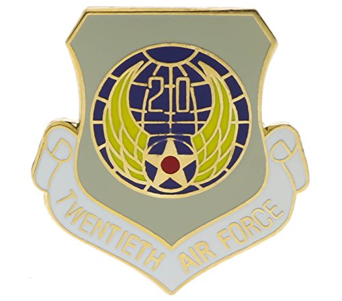 20th 20 AF AFGSC Hat or Lapel Pin HON15967 (Usa Korea Lapel Pin)
