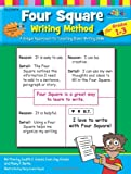 Four Square Writing Method Grades 1-3 w/ Enhanced CD