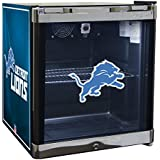 Glaros Officially Licensed NFL Beverage Center / Refrigerator - Detroit Lions
