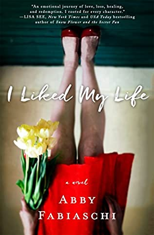 book cover of I Liked My Life