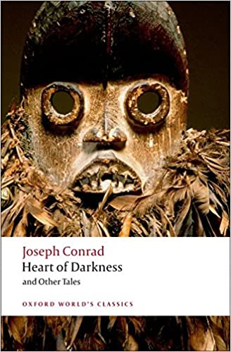 Where can I find information about Imperialism and racism i Joseph Conrad's work Heart of Darkness?