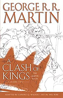 Book Cover: A Clash of Kings: The Graphic Novel: Volume Two