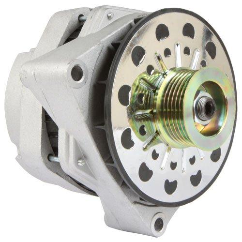(DB Electrical ADR0201 Alternator for Chevrolet GMC Trucks and Vans with 4.3L, 5.0L, 5.7L, 6.5L Diesel, 6.6L Diesel, 7.4L Engines 96 97 98 99 00 8203-5 321-1095 321-1134 321-1429 334-2452)