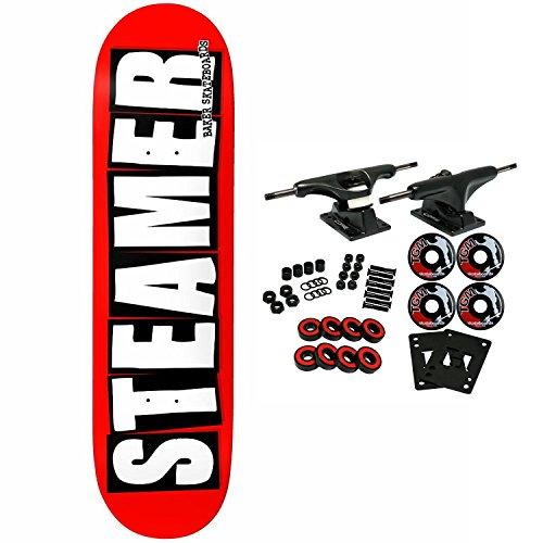 """Price comparison product image Baker Skateboard Complete Elissa Steamer 8.0"""""""