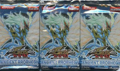 Yu-Gi-Oh - Ancient Prophecy - Booster Pack (Lot of 3) ()