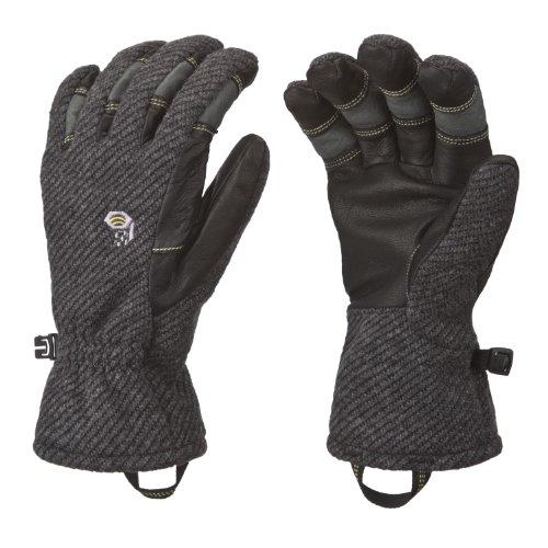 Mountain Hardwear Gravity Glove - Women's Black Small