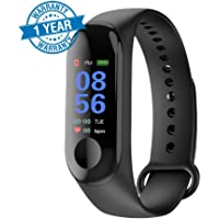 M3 Band Anti Gravity Bluetooth Health Wrist Smart Band Watch Monitor/Smart Bracelet/Health Bracelet/Smart Watch for Mens/Activity Tracke/Bracelet Watch for Men/Smart Fitness Band