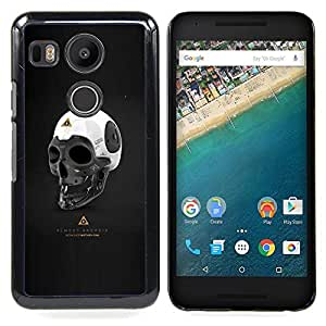 """Qstar Arte & diseño plástico duro Fundas Cover Cubre Hard Case Cover para LG GOOGLE NEXUS 5X H790 (Casi Android"""")"""