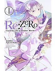 Re:ZERO -Starting Life in Another World-, Vol. 1 (light novel)