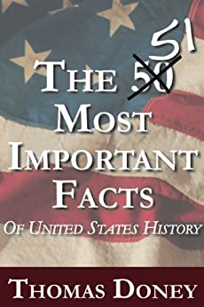 Important Facts United States History ebook product image