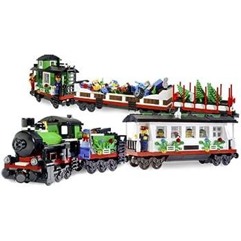 Amazon.com: LEGO Make & Create Holiday Train: 965 pcs: Toys & Games