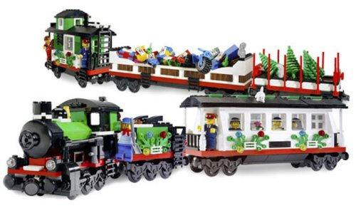 LEGO Make & Create Holiday Train: 965 pcs
