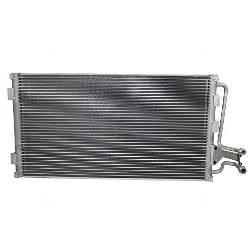 Gmc Envoy A/c Condenser (A/C AC Condenser Cooling Assembly Replacement for Isuzu Oldsmobile GMC Pickup Truck SUV 8524746470)
