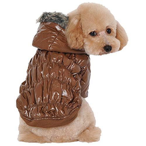 Hpapadks Pet Cotton Coat,Slim Jacket Pet Clothes Dog Clothes Cotton Jacket, Slim Pet Clothes, Dog Clothes Dog Coats and Sweaters -