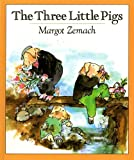 The Three Little Pigs, Margot Zemach, 0374477175