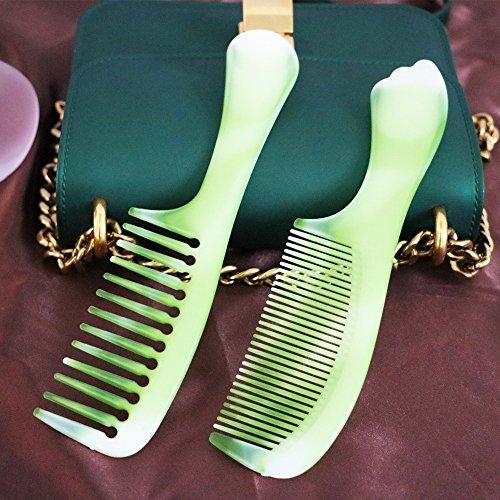Jade Comb - 8