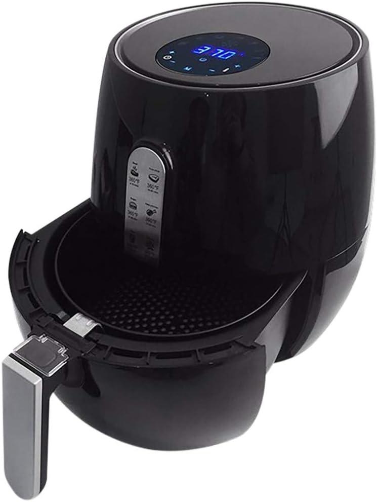 aliveGOT Air Fryer, 5.2Quart (5 Liter) 6 Presets,1350W, Detachable Dual Basket Air Fryers,with Nonstick,Oilless Pot for Cooking Healthy Food, Cooking Presets & Dishwasher-Safe Basket