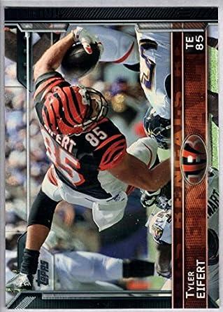 Football NFL 2015 Topps #31 Tyler Eifert Bengals