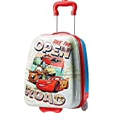 American Tourister 74723 Disney Cars 18 Inch Upright Hardside Children's Luggage