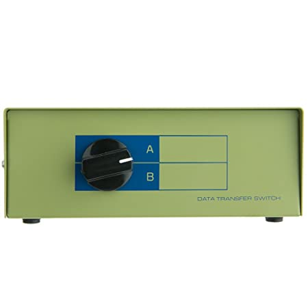 CableWholesale BNC Female AB 2 Way Switch Box 40B101602 Amazon
