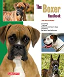 Image of The Boxer Handbook (Barron's Pet Handbooks)