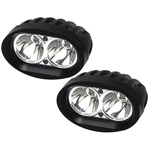 Oval Led Fog Lights in US - 5