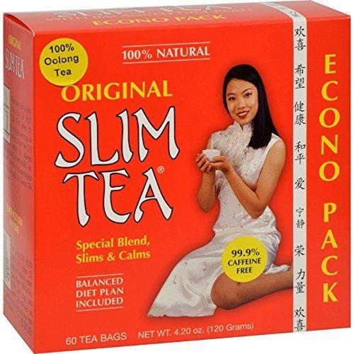 Hobe Laboratories Slim Tea Economy Pac 60 Bag by Hobe Laboratories
