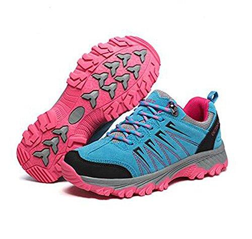 5 UK5 dimensioni di KUKI CN38 per da 2 Scarpe 5 scarpe antiscivolo donna escursionisti US7 grandi EU38 da trekking 66Rwqa1