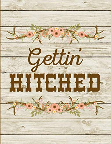 - Gettin' Hitched: 8.5x11