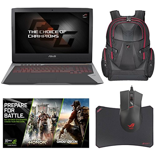ASUS-ROG-G752VS-XS74K-i7-7820HK-32GB-RAM-512GB-NVMe-SSD-1TB-HDD-NVIDIA-GTX-1070-8GB-173-Full-HD-120Hz-G-Sync-Windows-10-Pro-Gaming-Notebook