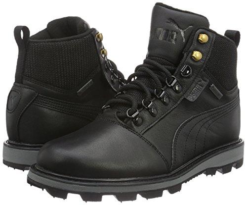 Adulto Nero puma Non puma Polpaccio Stivali Tatau Boot Puma 02 Black Imbottiti Gtx Unisex A – schwarz Fur Metà Black ZAIT7AwqOK