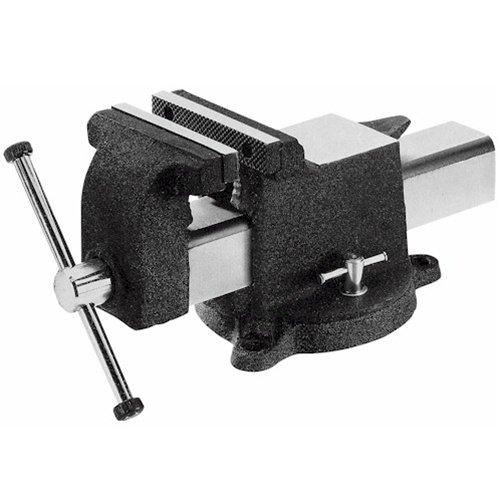 Yost All Steel Utility Vise - 10in. Jaw Width, Model# 910-AS