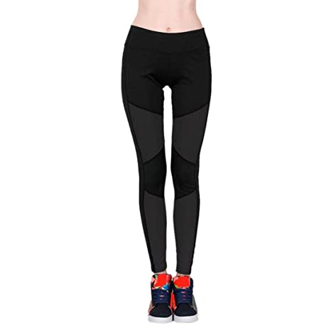Leggings Patchwork Leggings Pantalones De Entrenamiento Sport Para Mujer Yoga Slim Fit Pantalones Gimnasio Fitness Ropa Calzado Y Complementos Aniversarioqroo Cozumel Gob Mx