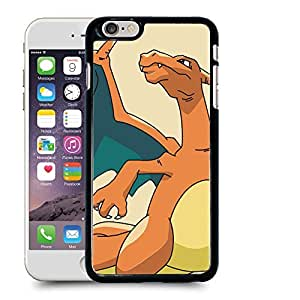 """Case88 Designs Pokemon Charizard Protective Snap-on Hard Back Case Cover for Apple Iphone 6 Plus 5.5"""""""