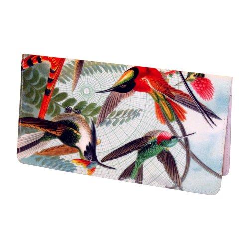 beautiful-hummingbirds-checkbook-cover