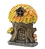 Mini Fall Fairy Oak Tree