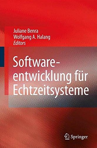 Software-Entwicklung für Echtzeitsysteme (German Edition)