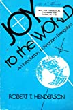 Joy to the World, Robert T. Henderson, 0804220964