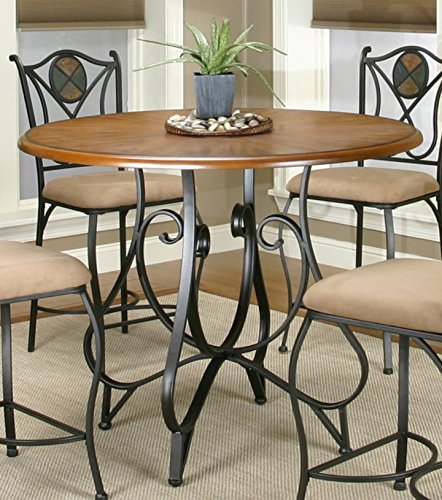 Sunset Trading Vail Counter Height Dining Table (Cheap Counter Height Dining Sets)