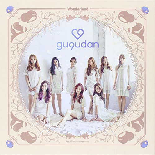 CD : Gugudan - Act 1 The Little Mermaid (Asia - Import)