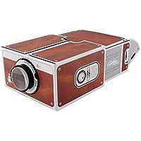 DIY Smartphone Projector Cardboard Smartphone Projector 2.0 Portable Home Cinema