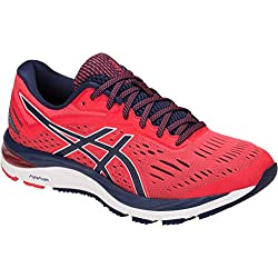 ASICS Gel-Cumulus 20 Men's Running Shoes, Red Alert/Peacoat, 14 M US