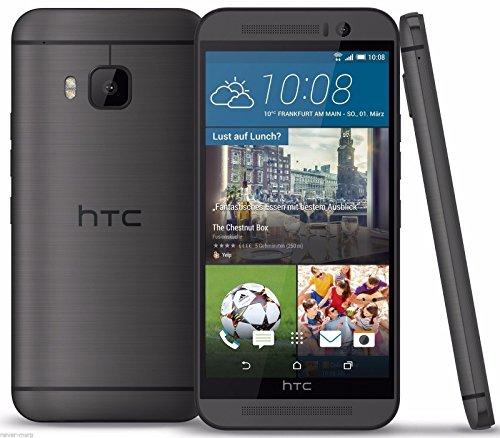 HTC ONE M9 Gunmetal Gray (Factory Unlocked) 5